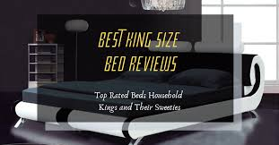 Best King Size Bed Reviews (2019): For Royal Couples