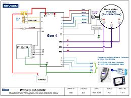 thunderstruck motors manuals data sheets gen4 1306 wiring diagram for curtis throttle option