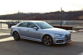 2018 audi a4 silver. audi has kept the driver in mind with its updates. optional sport seats and phenomenal steering wheel provide a comfortable secure driving position. 2018 a4 silver