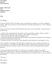 Components Of A Good Cover Letter Job Application Letter Sample Download Free Business