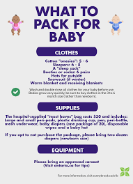 Baby Supplies Checklist Hospital Stay Checklists What To Pack For And After Labour