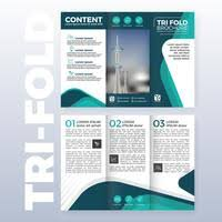 Tri Fold Brochure Free Vector Art 145 Free Downloads
