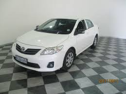 Used TOYOTA COROLLA 1.3 PROFESSIONAL for sale