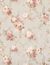 Light Pink Wallpaper For Bedrooms Designer Nonwoven Wallpaper Climbing Rose Pink Light Green
