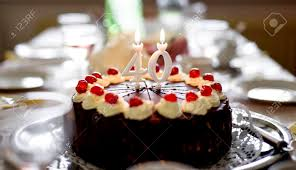 2019 Happy 40th Birthday Cake Awesome Easybirthdaycakeme