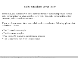sales consultant cover letter in this file you can ref cover letter materials for sales cover letter sales consultant