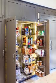pictures of kitchen pantry design
