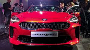 new car uk release datesKia Stinger 2017 UK price release date and handson All you