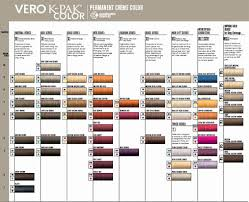 Joico Verocolor Color Chart 29 Abiding Matrix Socolor Swatches