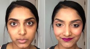 how to cover bags under eyes hide without makeup