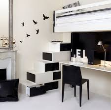 modern black white furniture all white furniture design