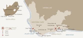 gondwana garden route game reserve