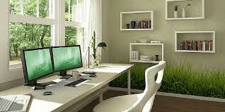 if you are looking for a more high powered type of office feel the open layout may not be your best bet this type of office works great for salesmen or best home office