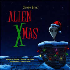 ufo wisconsin alien xmas book