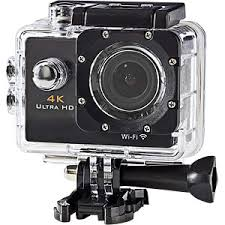 N ACAM40BK: <b>Action Cam</b>, Ultra HD 4K, Wifi, <b>Waterproof Case</b> at ...
