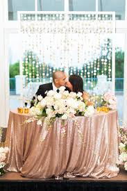 Blush and Gold California Wedding