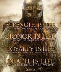 On the sacred stone of horkos, i must now swear to bear the mask of war with honor and fealty. 7 Honor Quotes Ideas Quotes Honor Quotes Inspirational Quotes