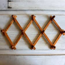 Antique Wooden Coat Rack Best Vintage Coat Rack Products on Wanelo 49