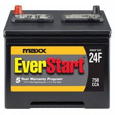 What Is Walmarts Valuepower Everstart Car Battery