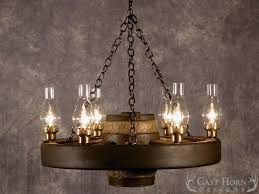 fancy wagon wheel chandeliers parts to make wagon wheel chandelier