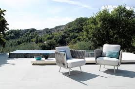 outdoor upholstered furniture. View In Gallery Add Pops Of Turquoise To The Upholstered And Extra-wide Outdoor Clubchairs For Summer Furniture