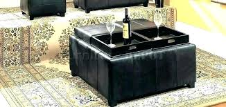 storage ottoman trays large ottoman trays target tray top storage serving for ottomans round furniture appealing