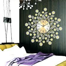 oversized decorative wall clocks marvelous design ideas for living room clock extra large decorati