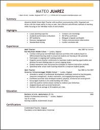Common Resume Format Best Resume Pdf Template Best Basic Resume