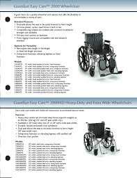 Standard Wheelchair Size Chart Sunrise Medical Wheelerchair User Manual Page 5 6