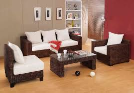 Rattan Living Room Chairs Extraordinary Rattan Living Room Chair For Your House Decorating