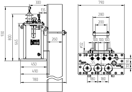 ������ ��� ������ pole mounted tmg 25 Pole Mounted Transformers Diagrams technical specification and overall dimensions for pole mounted transformer tmg 25 Single Phase Pole Mounted Transformers