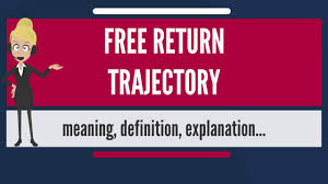What Is Free Return Trajectory What Does Free Return Trajectory Mean