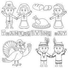 Small Picture Native Americans Thanksgiving coloring page Thanksgiving