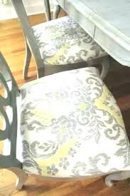trendy design ideas fabric to recover dining room chairs reupholster chair brilliant for reupholstering incredible step