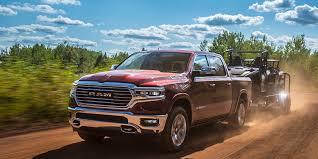 2019 Ram 1500 Towing Chart 2020 Ram 1500 Ecodiesel Is Smooth Towing Machine Trucks Com