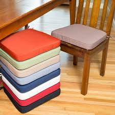 charming dining room chair pads with ties and 95 refinishing dining room chair cushions dining chair seat pads