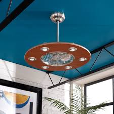contemporary style ceining fan
