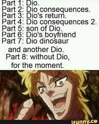 Pin on Funny Jojo's Bizarre Adventure memes