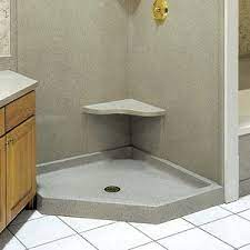 Cultured marble showers are less expensive than ceramic tile and much easier to install. Manufacturing Custom Stone Granite Solid Surface And Cultured Marble Vanity Tops Showers Baths Sinc Marble Shower Walls Corner Shower Seat Granite Shower