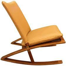 Rocking Chair Modern norwegian modern rocking chair at 1stdibs 1002 by uwakikaiketsu.us