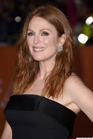 Julianne Moore A List Star Charms TIFF Crowds In Hugo Boss Jumpsuit