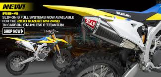 2018 suzuki motocross. delighful suzuki nobody knows suzuki like yoshimura who have been enhancing the power from  rmz450 beginning and now it has refined with newly revised  on 2018 suzuki motocross