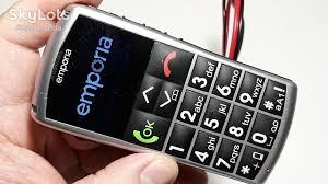 Emporia Talk Comfort Plus ретро телефон ...