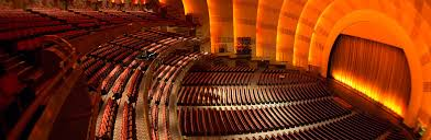 Radio City Music Hall New York Seating Chart Radio City Music Hall Tour Tickets Free Entry W New York