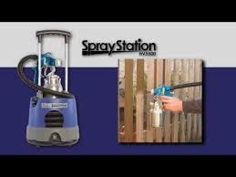 Earlex Hvlp Spray Station 5500 W Bonus 1 5mm Fluid Tip