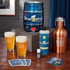 gifts for home brewing beer. for the best dad beer glass gift set with brew barrel making kit gifts home brewing