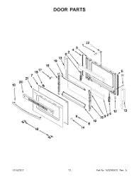 parts for amana agr4433xdw2 range appliancepartspros com 06 door parts parts for amana range agr4433xdw2 from appliancepartspros com