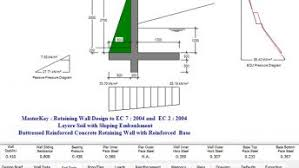 Small Picture Reinforced Concrete Retaining Wall Design Software Sea Connections