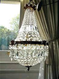 antique french empire chandelier empire crystal chandelier french empire chandelier vintage french empire crystal chandelier french