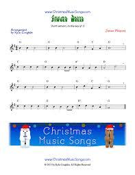 Free Christmas Song Sheet Music Printable Pdfs
